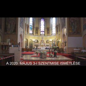 2020. május 3. – Húsvét 4. vasárnapja
