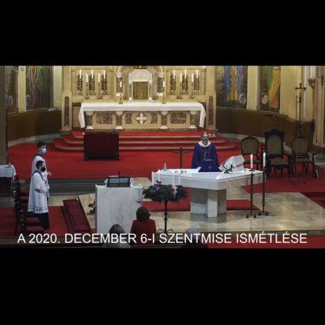 2020. december 6. – Advent II. vasárnapja