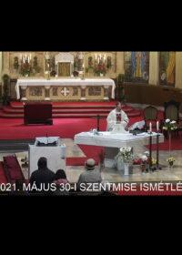 2021. május 30. – Szentháromság vasárnapja